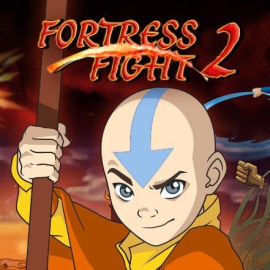 avatar bending games fortress fight 2